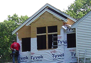 additions - exterior renovation - roofs - vinyl siding